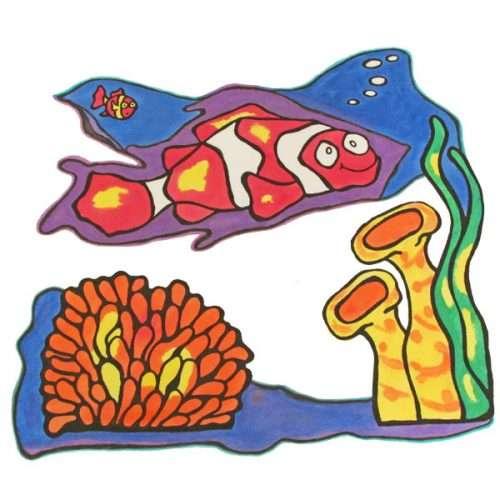 Clown-Fish-Pillowcase