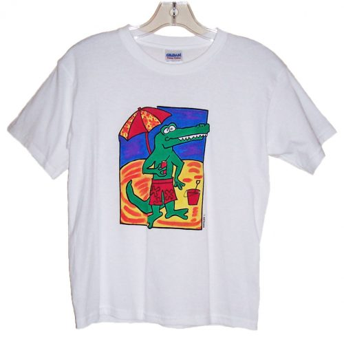 Crocodile Kids T-Shirt