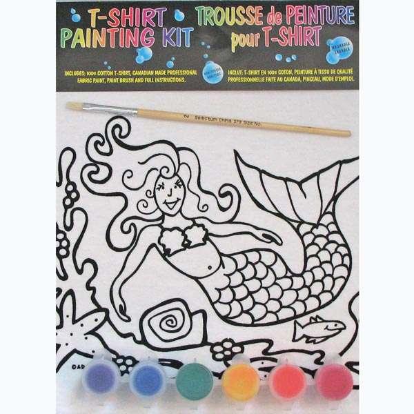 Mermaid T-Shirt Kit