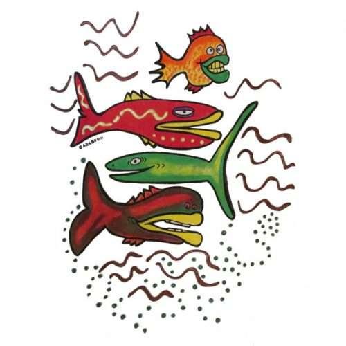 Fish-Close