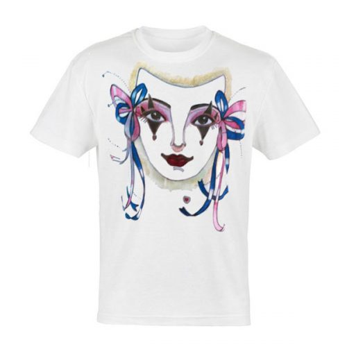 Mask Adult T Shirt