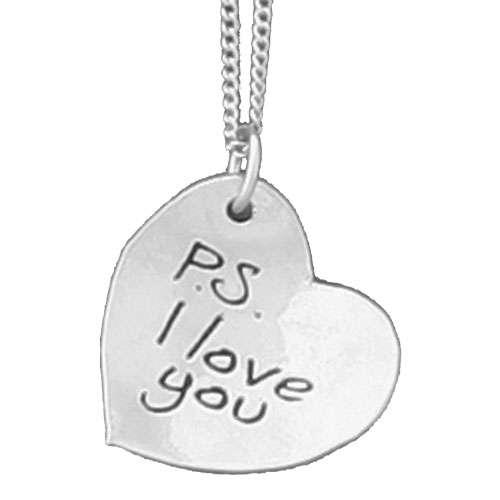 P.S.-I-love-you pendant