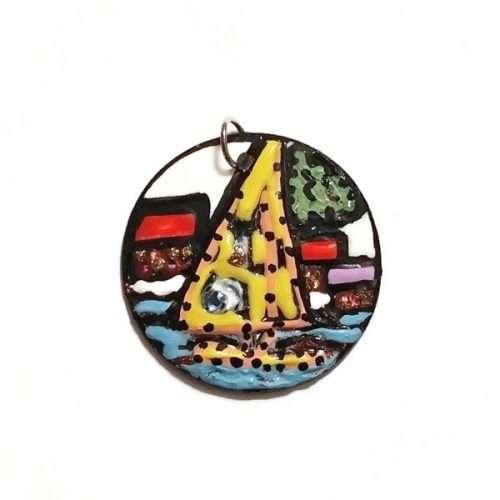 Sailing Pendant