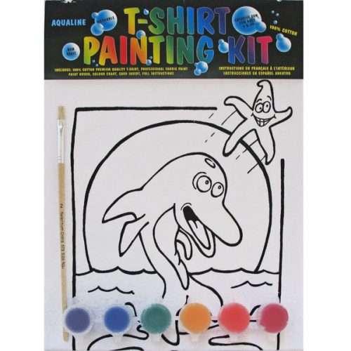 Dolphin T-Shirt Kit
