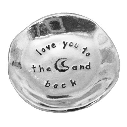 Large Charm Bowl - Love You to the Moon