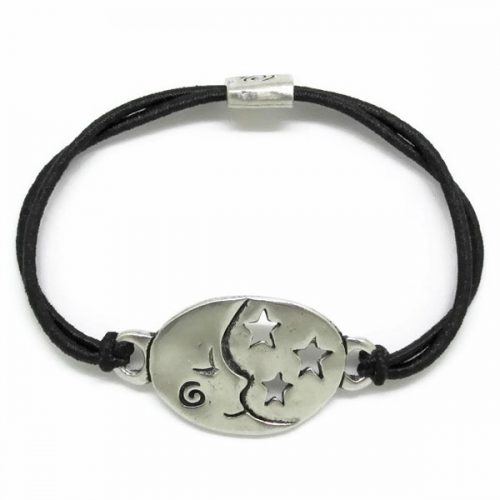 Moon Stretch Bracelet