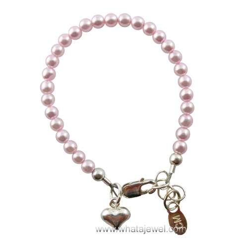 Baby Bracelet Serenity Pink
