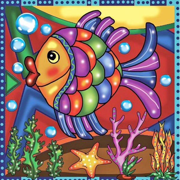 Diamond Painting Fish
