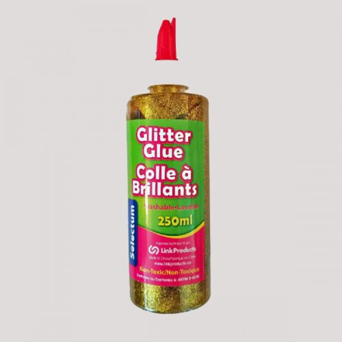 Selectum Gold Glitter Glue